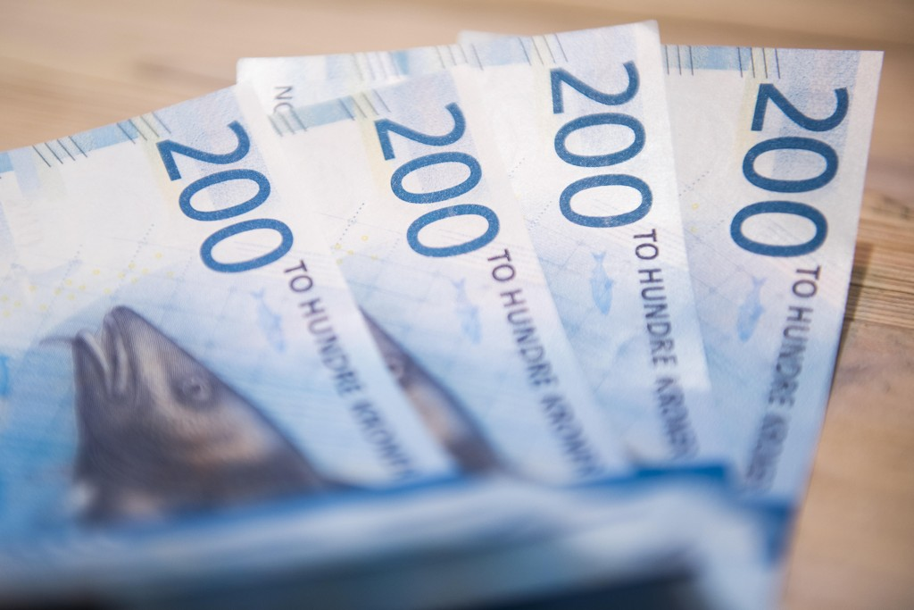 Mange offentlig ansatte venter på lønnen sin. Illustrasjonsfoto: Jon Olav Nesvold / NTB scanpix
