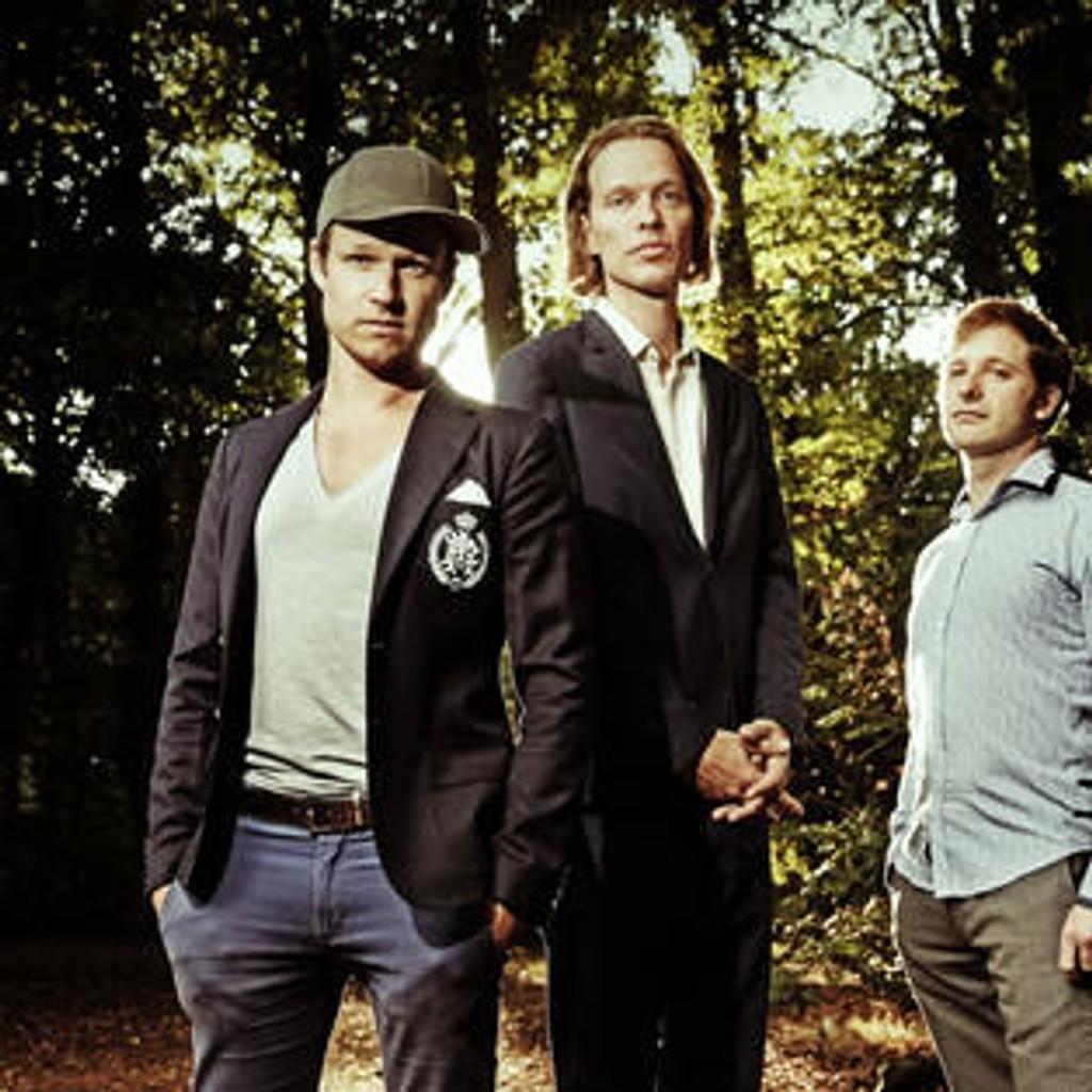 Anton Eger, Jasper Høiby og Ivo Neame - trioen sin det! Foto: Peter van Breukelen