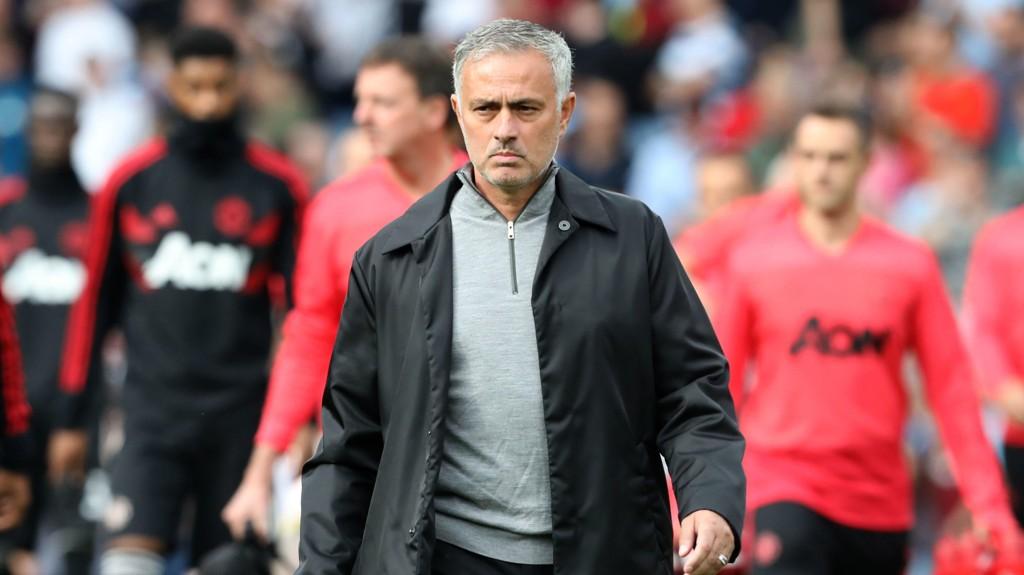 Mourinho og hans United står ovenfor en viktig bortekamp mot Watford lørdags kveld.