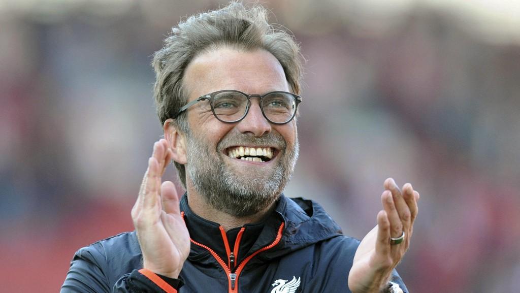 I VINDEN: Jürgen Klopp kan få nye sjanser til å klappe når Liverpool møter Tottenham på Wembley lørdag.