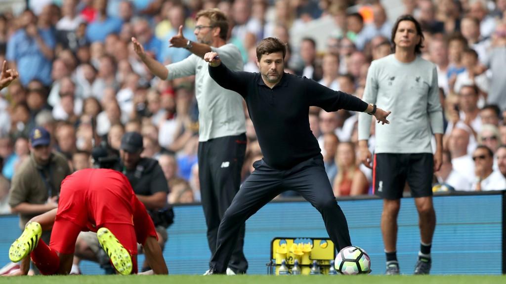 LIVERPOOL NESTE: Mauricio Pochettino og Tottenham møter Liverpool lørdag.
