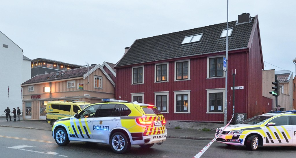 To tenåringer ble i forrige uke drept i Trondheim, mens en tredje ble utsatt for vold. En fjerde er siktet for drap etter voldshendelsen. Alle fire er mindreårige, enslige asylsøkere. Foto: Ned Alley / NTB scanpix