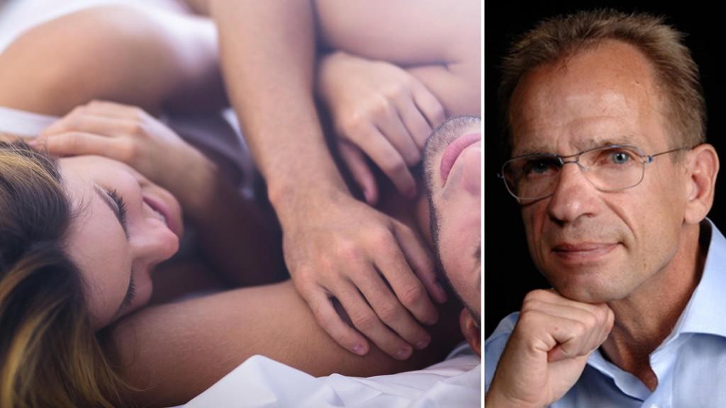 SEX ELLER SKILSMISSE: Budskapet til psykolog Ole Aagaard Olsen er i utgangspunktet enkelt, men likevel kontroversielt: Å nedprioritere sexlivet er noe av det farligste man kan utsette et parforhold for, så sørg for å ha sex med kjæresten din. Bare gjør det.