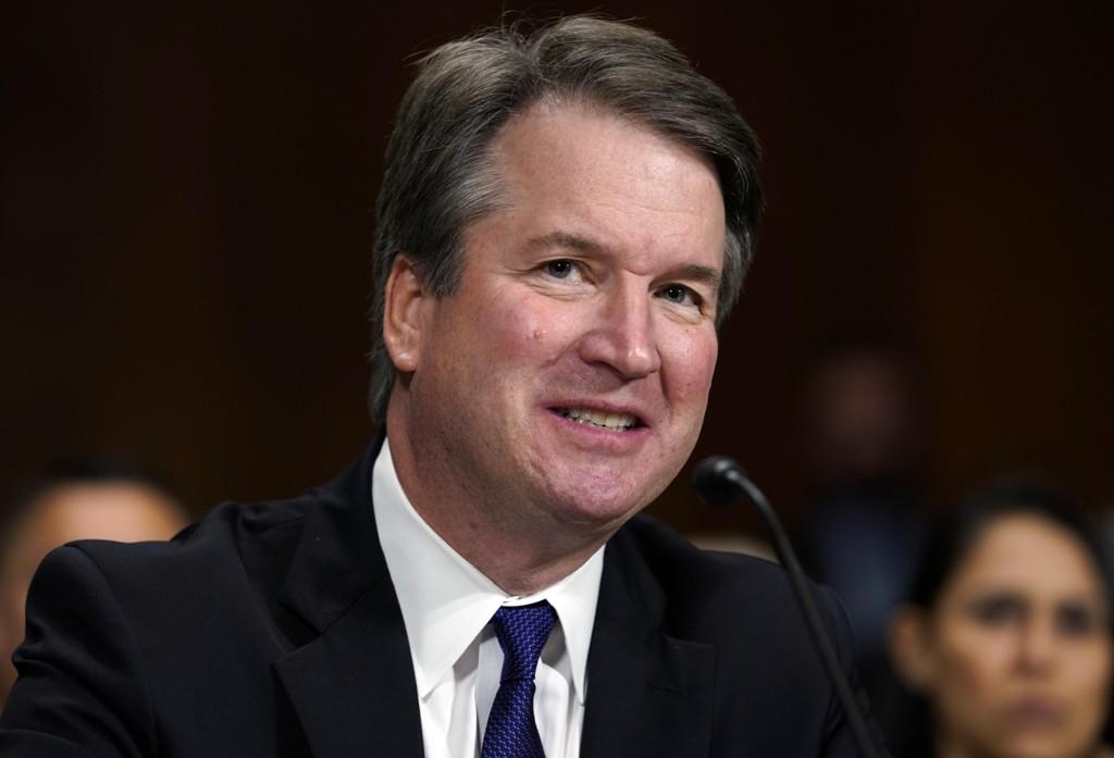 FBIs rapport om overgrepsanklagene mot høyesterettskandidat Brett Kavanaugh er ventet å leveres til senatet torsdag. Foto: Andrew Harnik / AP / NTB scanpix