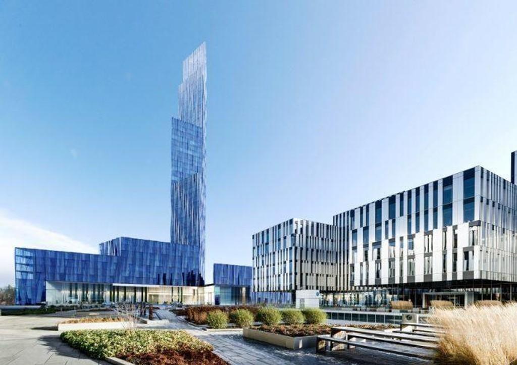 Det nye gigantprosjektet på Fornebu.