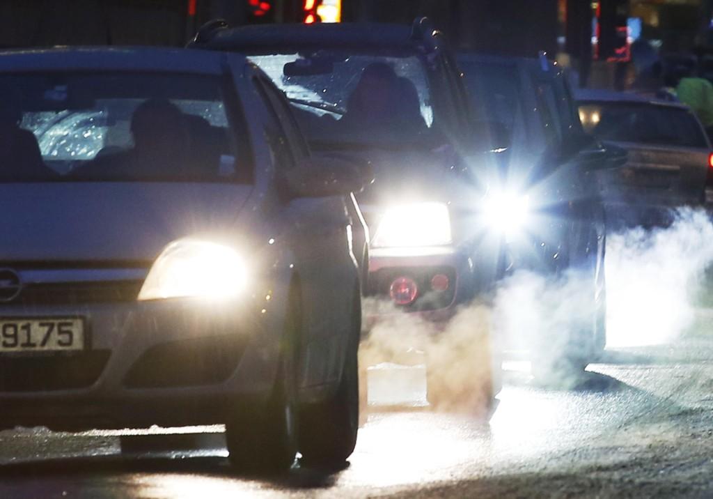 Bilprodusenter må innfri nye knallharde utslippskrav fra 2030. Illustrasjonsfoto: Erik Johansen / NTB scanpix