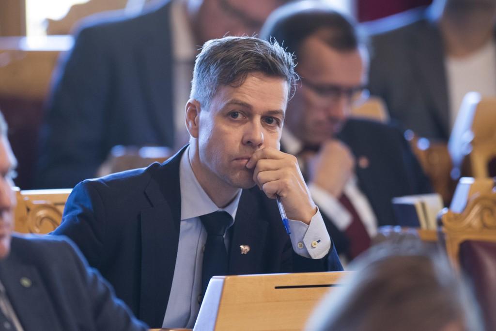 GODT BUDSJETT: Årets statsbudsjett er så godt tilpasset Kristelig Folkeparti, at det blir lite troverdig for KrF-leder Knut Arild Hareide å felle Solberg-regjeringen på budsjettet.