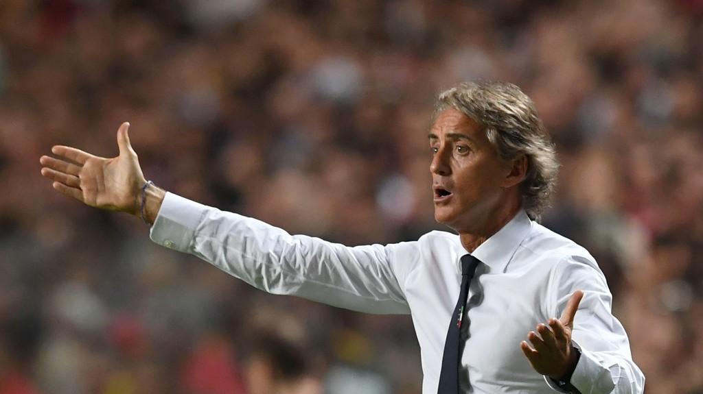 Roberto Mancini vant sin debutkamp som trener for Italia da Saudi-Arabia ble slått 2-1 i mai. Men siden har det ikke blitt noen seire.