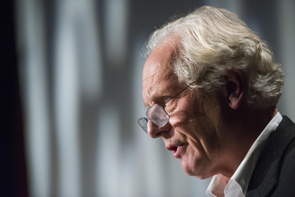 Tidligere forlegger William Nygaard har i en årrekke vært styreleder i Norsk Pen, og en utrettelig forsvarer for ytringsfrihet.