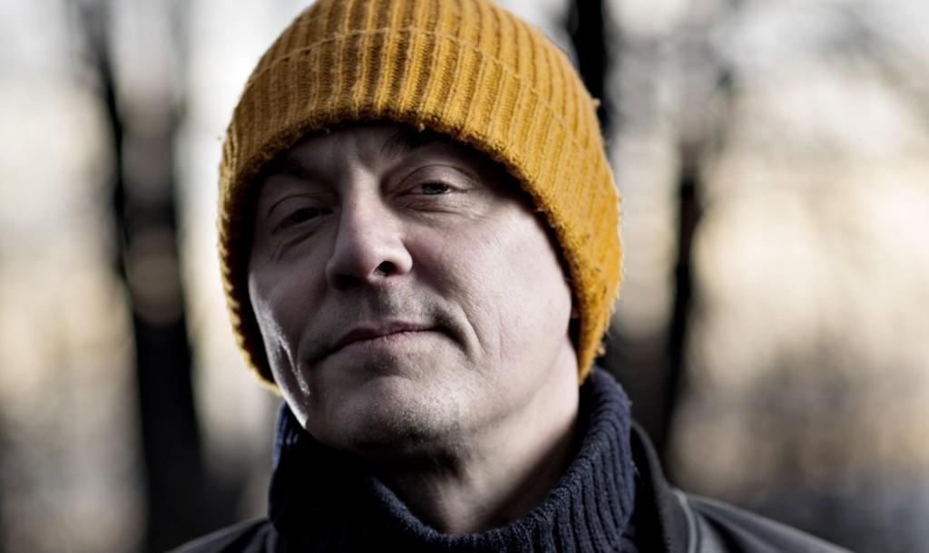 Samuel Bjørk - aka Frode Sander Øien - er en krimforfatter helt der oppe.