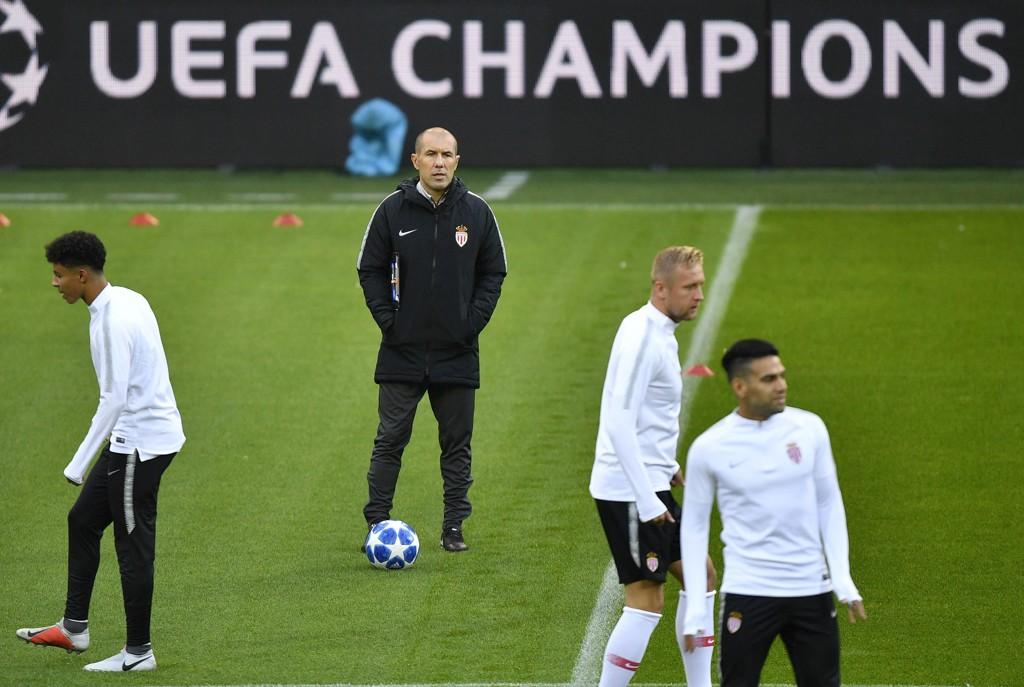 Leonardo Jardim fikk sparken i Monaco torsdag. Foto: Martin Meissner / AP / NTB scanpix