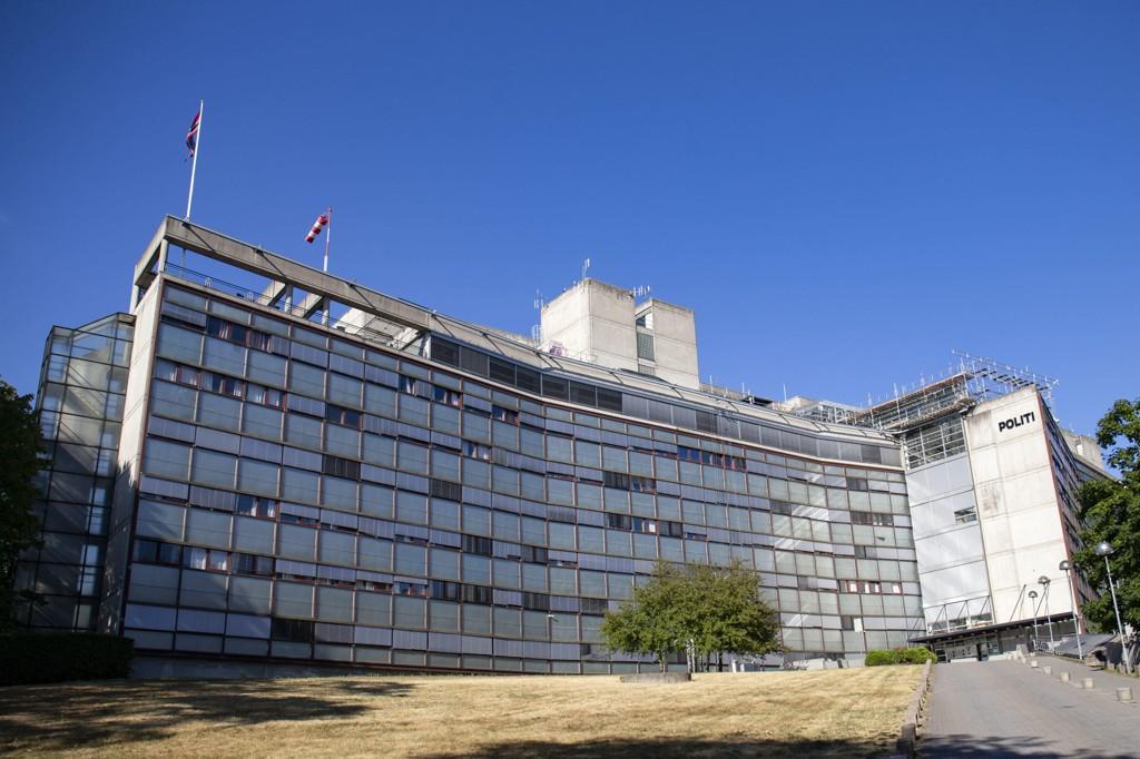 Politihuset på Grønland i Oslo. Foto: Fredrik Hagen / NTB scanpix