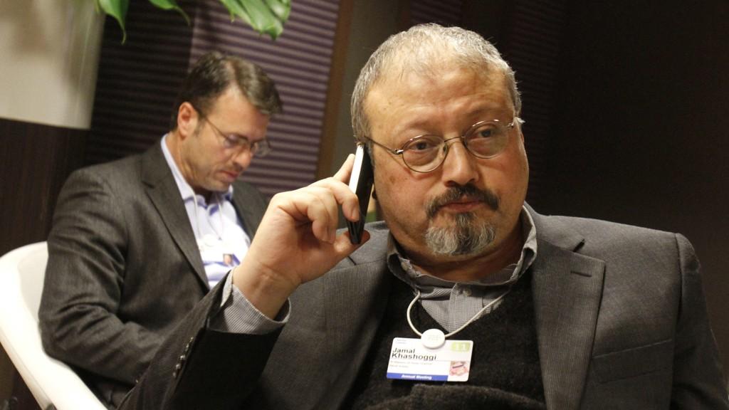 ANTATT DØD: Den regimekritiske saudiarabiske journalisten Jamal Khashoggi hevdes å ha blitt drept inne på det saudiarabiske konsulatet i Istanbul.