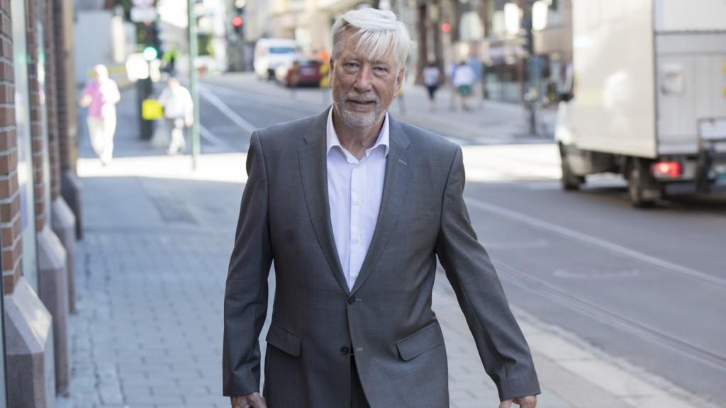 ØNSKER GRANSKNING: Fylkesmann Sigbjørn Johnsen har sendt inn rapport om Tolga-saken til Kommunaldepartementet.