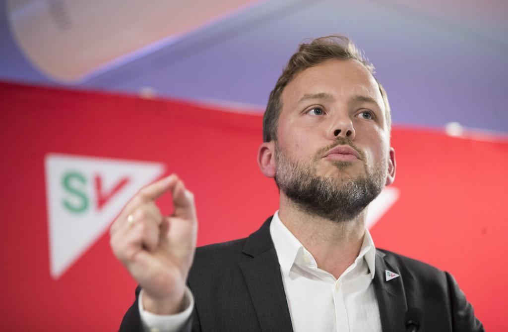 SV-leder Audun Lysbakken sprer lettvinte omtrentligheter om en britisk togoperatør som har vunnet anbud om å drifte Sørlandsbanen.