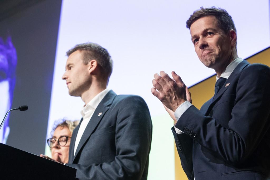 SKAL FORHANDLE: KrFs andre nestleder Kjell Ingolf Ropstad skal lede forhandlingene med de borgerlige partiene om en ny regjering.