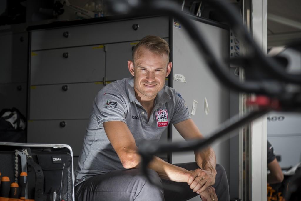 Alexander Kristoff tjener godt i sykkellaget UAE. Foto: Heiko Junge / NTB scanpix