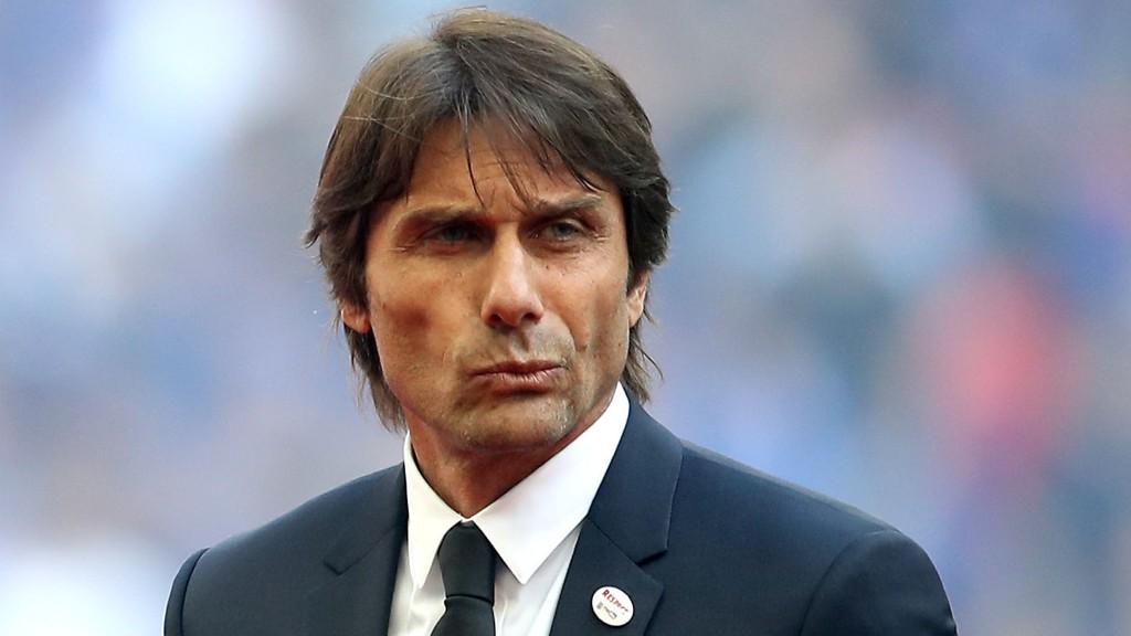 RETTSSAK: Antonio Conte skal være beredt til å ta Chelsea til retten.