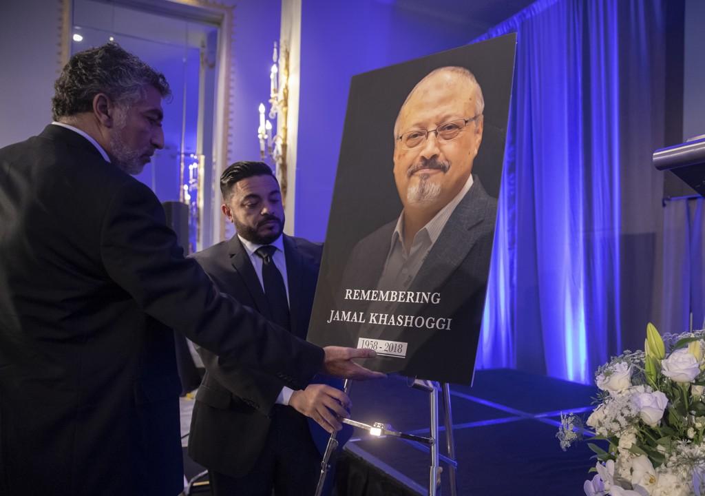 Jamal Khashoggi ble drept inne på det saudiarabiske konsulatet i Istanbul 2. oktober. Men liket er ikke funnet. Foto: AP / NTB scanpix