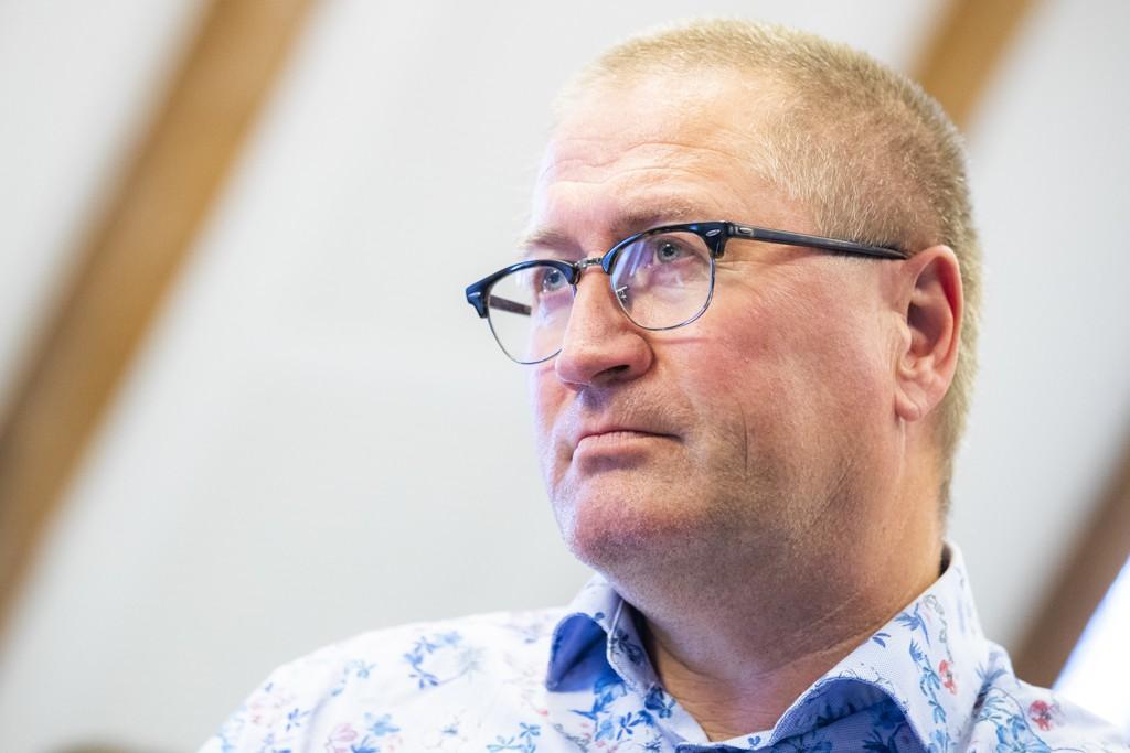 KrFs stortingsrepresentant Geir Jørgen Bekkevold var i januar sterkt kritisk til at dagens regjeringsplattform ikke inneholder henvisninger til Norges kristne og humanistiske kulturarv. Nå krever han endring.
