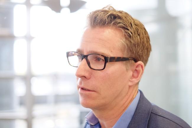 MCKINSEY: Maurstad jobbet 13 år i McKinsey og ble partner etter fem år. Trond LepperødNettavisen