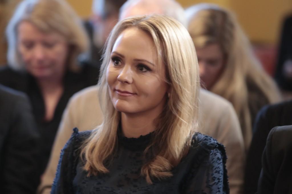 Verdens Antidopingbyrå avviser at det innføres aldersrestriksjoner som ville stoppet Linda Hofstad Hellelands presidentkandidatur. Foto: Lise Åserud / NTB scanpix