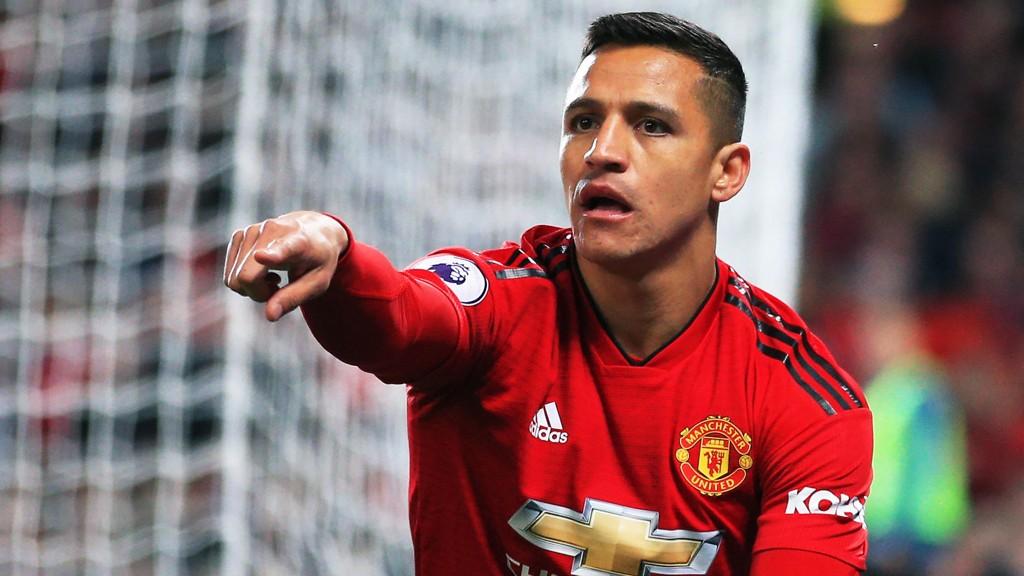 HAR SLITT: Alexis Sánchez har ikke fått det til å stemme i Manchester United-trøya.