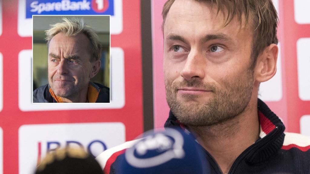 TRENER: Arild Monsen er Petter Northugs trener på landslaget.