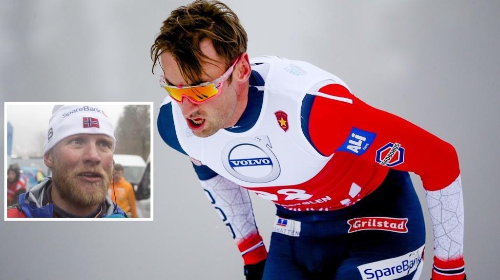 DISKET: Petter Northug ble disket av de fire tekniske delegatene - en av dem var tidligere landslagstreneren Tor Arne Hetland.