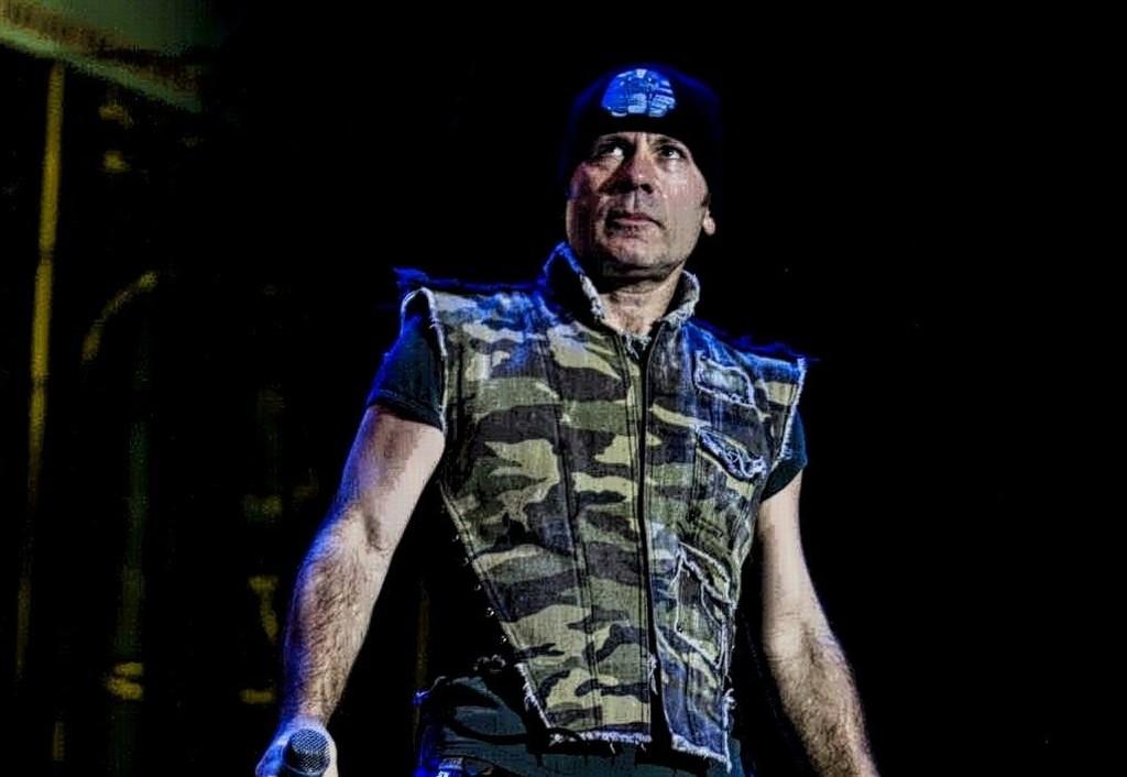 Iron Maiden, Costa Rica, februar 2008