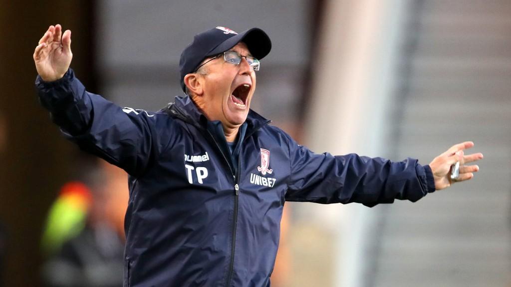 Tony Pulis har etterhvert fått sving på Middlesbrough som før ukens midtukerunde ligger på direkte opprykksplass i Championship.