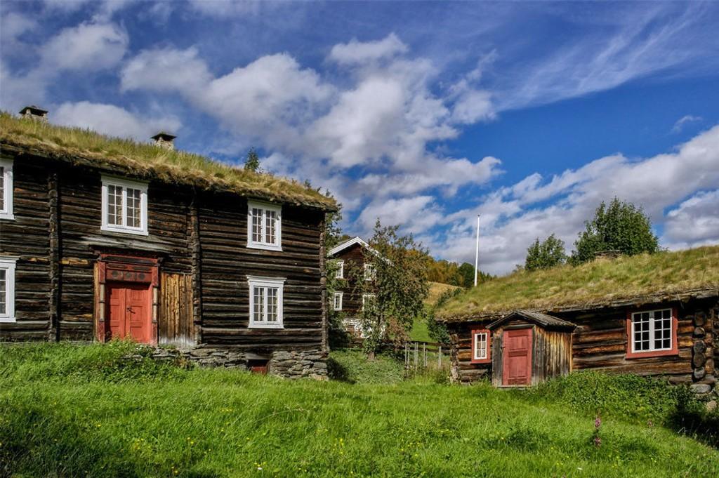 Oustatunet, Vingelsgarden i Vingelen, Hedmark