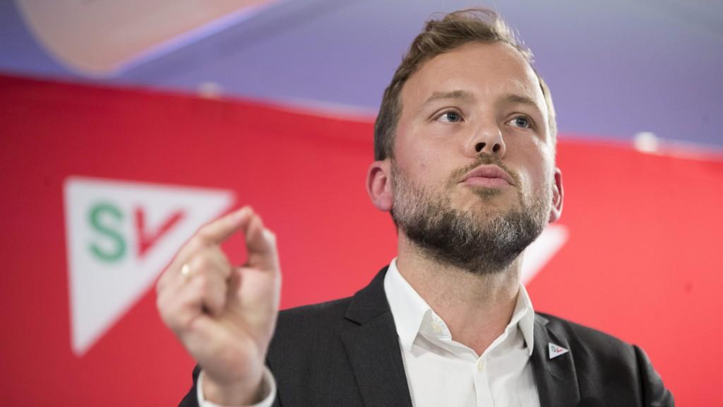 SELVSAGT: SV-leder Audun Lysbakken reagerer på at skatteletten går til de rike, eller rettere - til de som faktisk betaler skatt.
