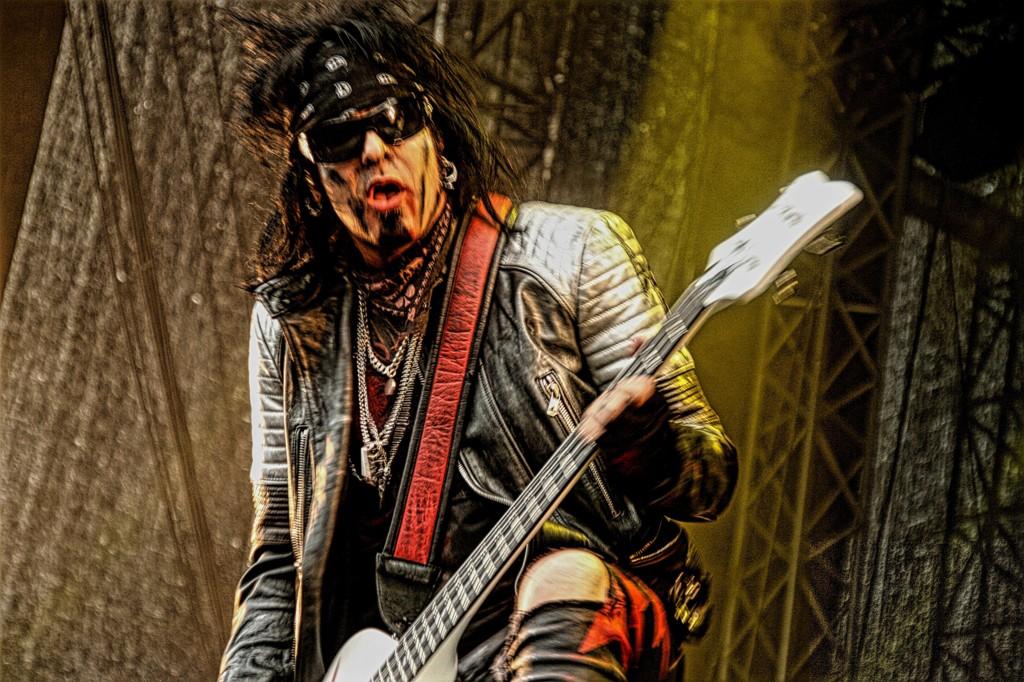 Nikki Sixx (tidl. Mötley Crüe), Sixx:A.M. under Tons Of Rock 24. juni 2016