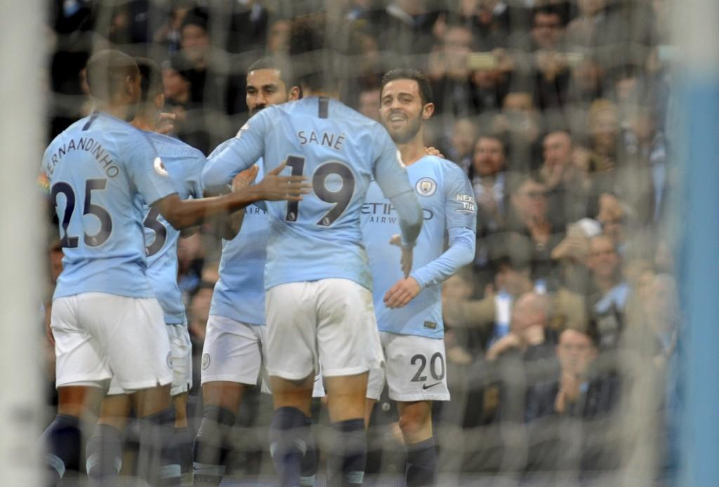 I PROBLEMER: Manchester City blir etterforsket av UEFA for mulige brudd på regler for økonomisk fair play.