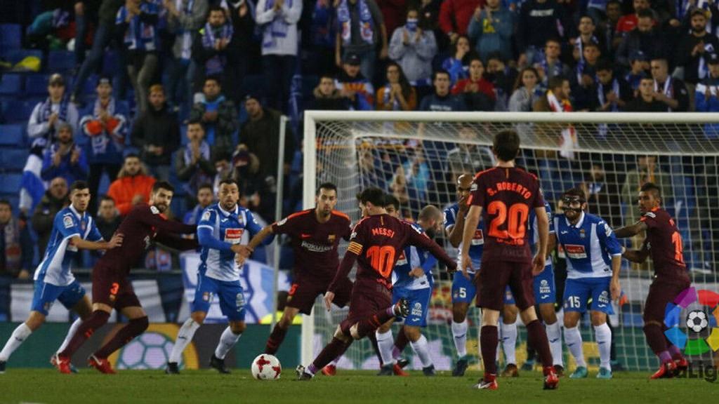 Barcelona leder La Liga med tre poeng på Sevilla før helgens runde.