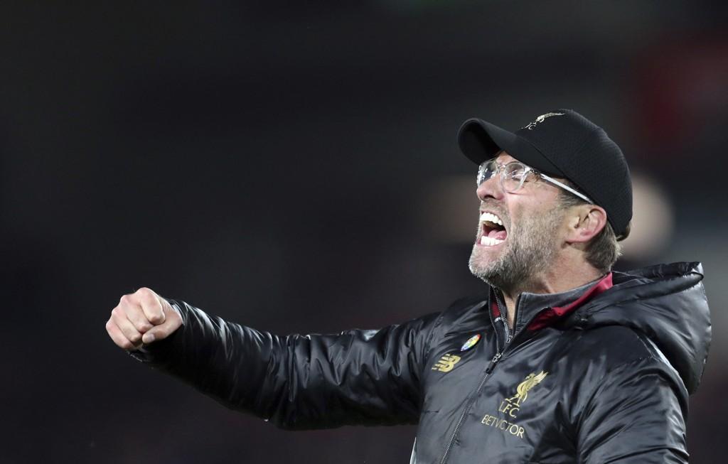 Liverpool-manager Jürgen Klopp må betale. Foto: Jon Super / AP / NTB scanpix