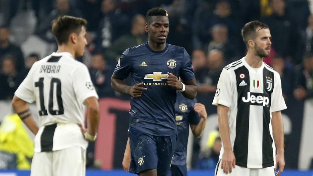 ØNSKET: Paul Pogba skal være ønsket tilbake hos Juventus.