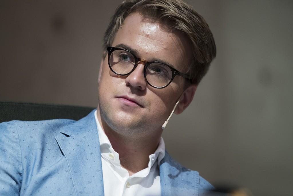 MATHIAS FISCHER: Isje bare kommentator i TV 2. Han er også debattansvarlig.Foto: Berit Roald / NTB scanpix