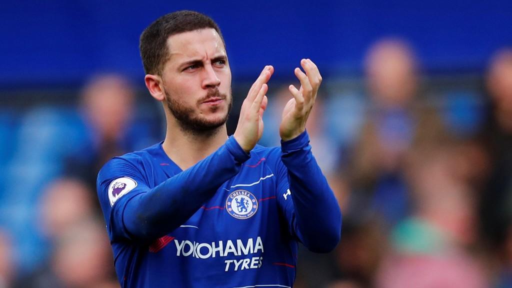 UVISST: Chelsea-manageren ber Eden Hazard bestemme seg for om han ønsker å bli i Chelsea.