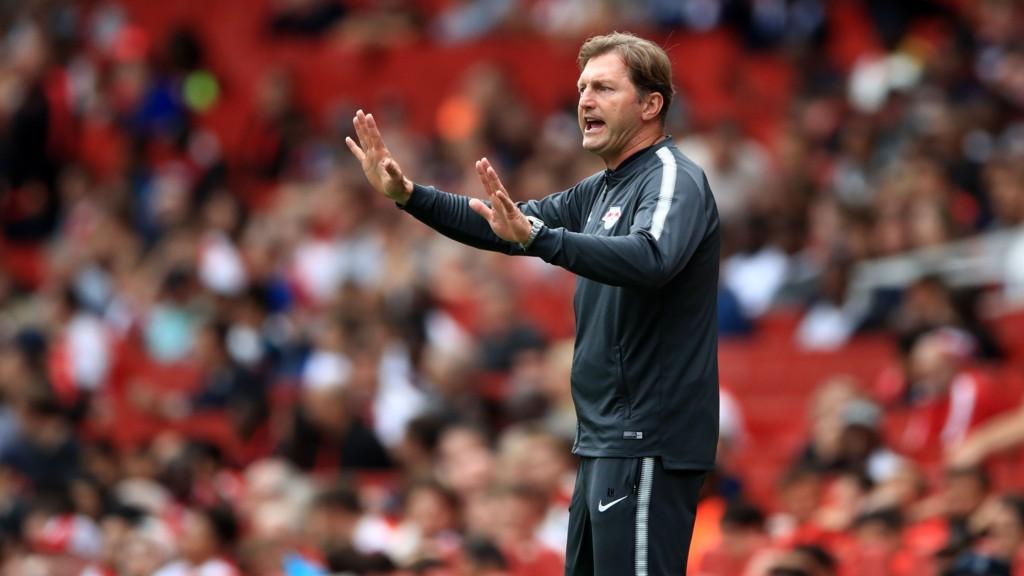 KLAR: Ralph Hasenhüttl er ansatt som ny Southampton-manager.