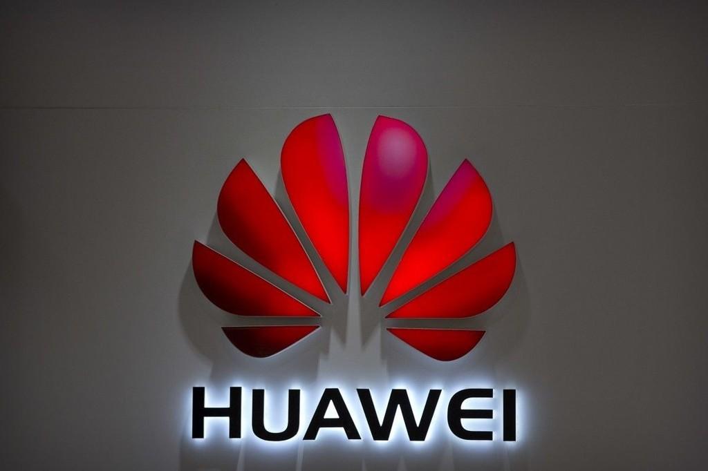 Finansdirektøren i den kinesiske mobilgiganten Huawei er pågrepet. Illustrasjonsfoto: Huaweis logo