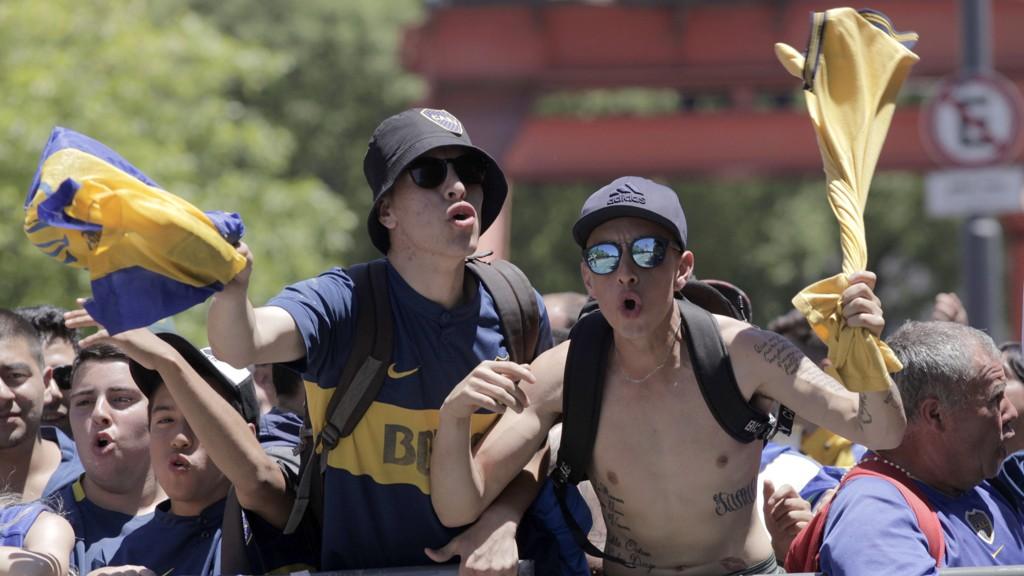 KLARE: Boca Juniors møter River Plate på nøytral grunn i Madrid i finalen av Copa Libertadores søndag