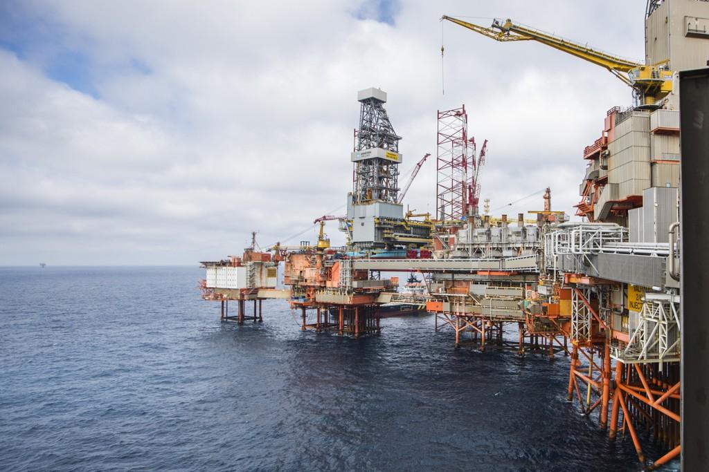 Oljeprisen falt torsdag under nivået mange utvinningsprosjekter må ha for å være lønnsomme. Foto: Håkon Mosvold Larsen / NTB scanpix