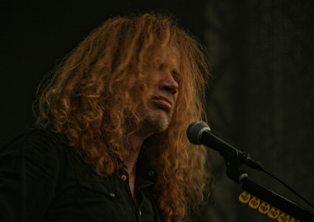 Dave Mustaine, Megadeth under Tons Of Rock 2016