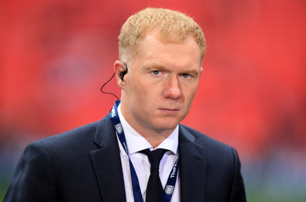 KRITISK TYPE: Manchester United-legenden Paul Scholes.
