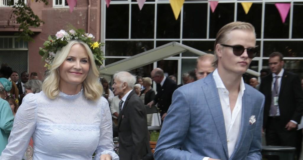 Marius Borg Høiby er ikke lenger redaktør.