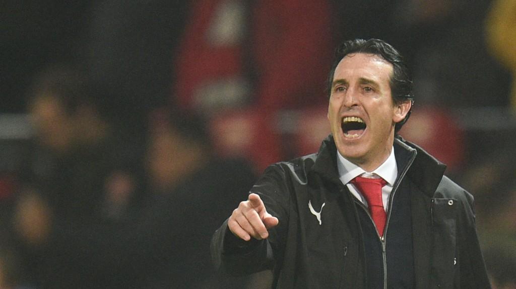 Unai Emery har fått sving på Arsenal. Lørdag skal det bli tre poeng hjemme mot Huddersfield.