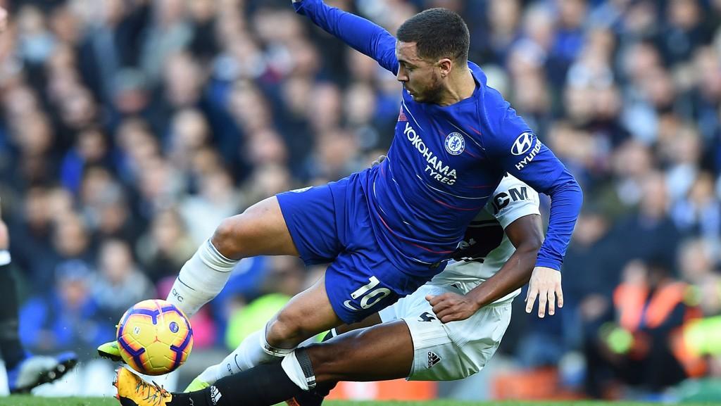 Eden Hazard blir en meget viktig spiller for Chelsea i lørdagens toppkamp mot Manchester City på Stamford Bridge.