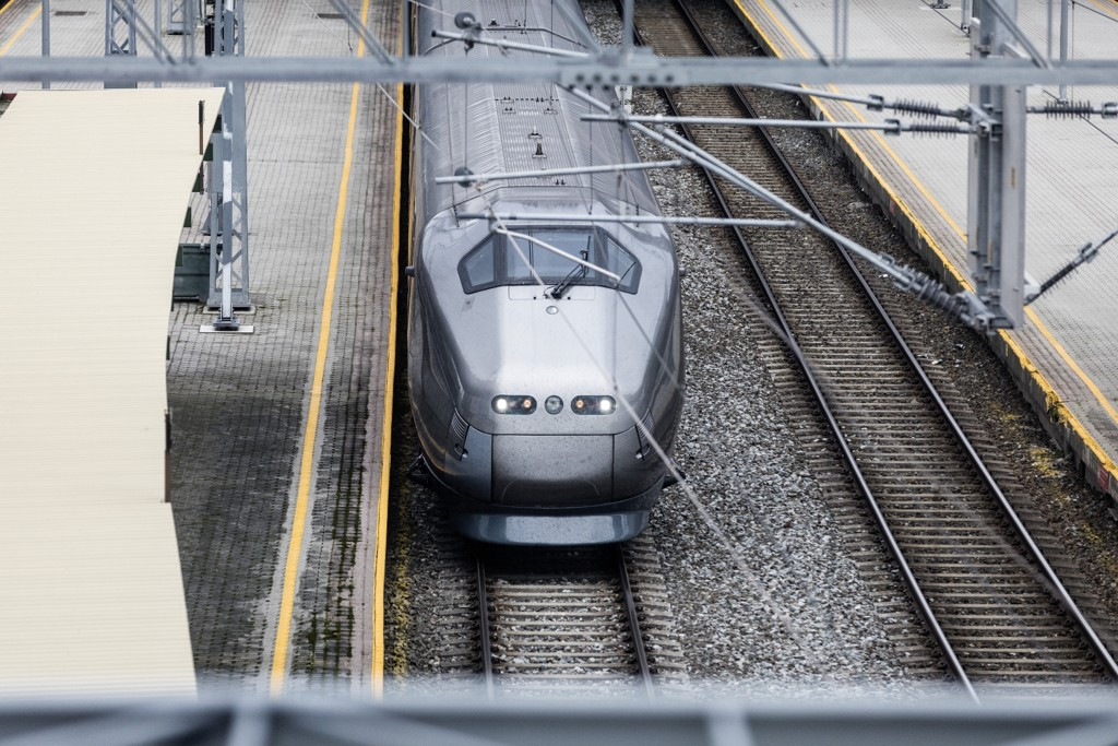 Også Flytoget er rammet av signalfeilen på Oslo S lørdag formiddag.Foto: Gorm Kallestad / NTB scanpix